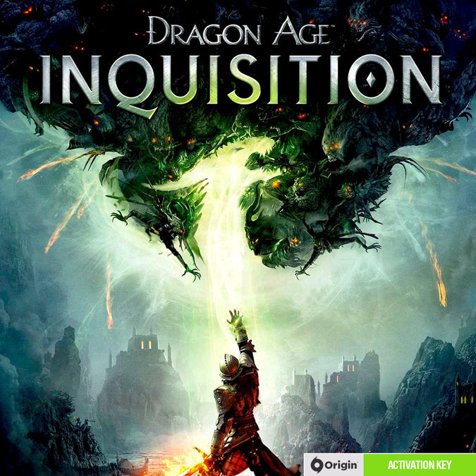 Dragon Age: Inquisition PC Game Origin Digital Download