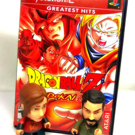 Dragon Ball Z: Budokai Sony PlayStation 2 Game