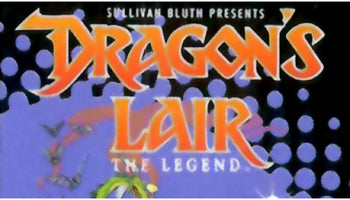 Dragon's Lair: The Legend Nintendo Game Boy Game