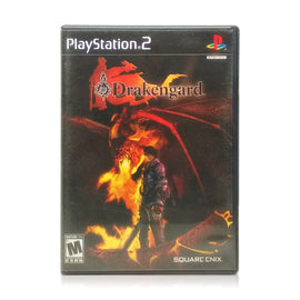Drakengard Sony PlayStation 2 Game