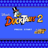 DuckTales 2 Reproduction