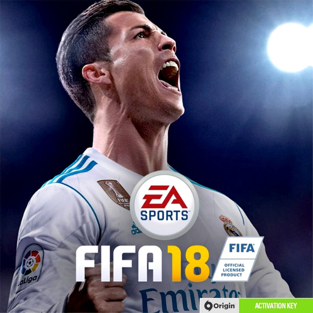 FIFA 18 PC Game Origin CD Key