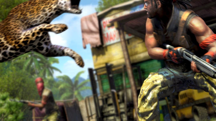 Far Cry 3 Pc Game Uplay Digital Download Pj S Games
