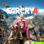 Far Cry 4 PC Game Uplay Digital Download