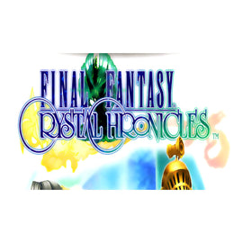 Final Fantasy: Crystal Chronicles Gamecube Game