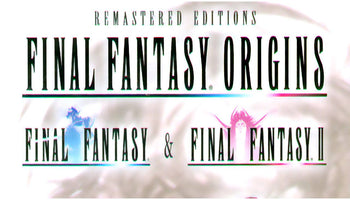 Final Fantasy Origins Sony PlayStation Game