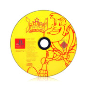Fire Panic - Mack no Rescue Daisakusen Japan Import Sony PlayStation Game - Disc