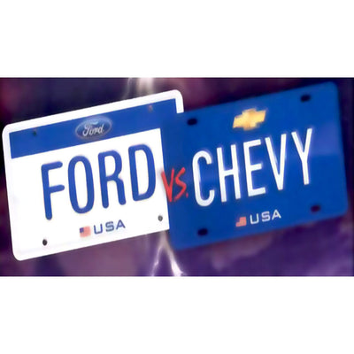 Ford vs. Chevy Sony PlayStation 2 Game