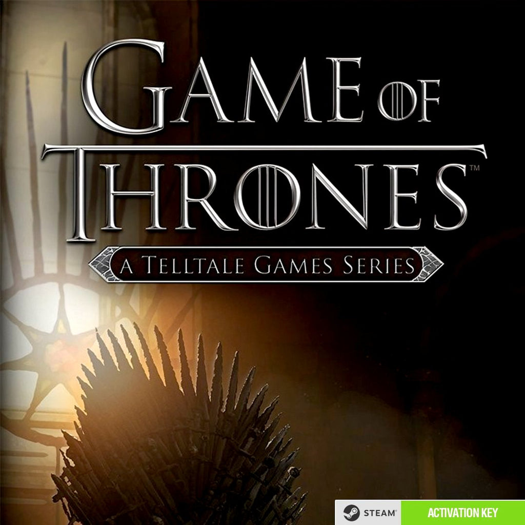Game of Thrones - A Telltale Games Series PC Game Steam CD Key