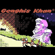 Genghis Khan NES Nintendo Game - Screenshot