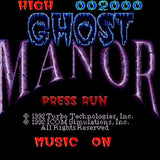 Ghost Manor Reproduction