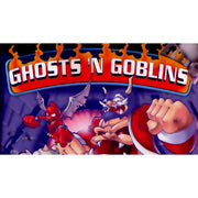 Ghosts 'N Goblins Nintendo Game Boy Game