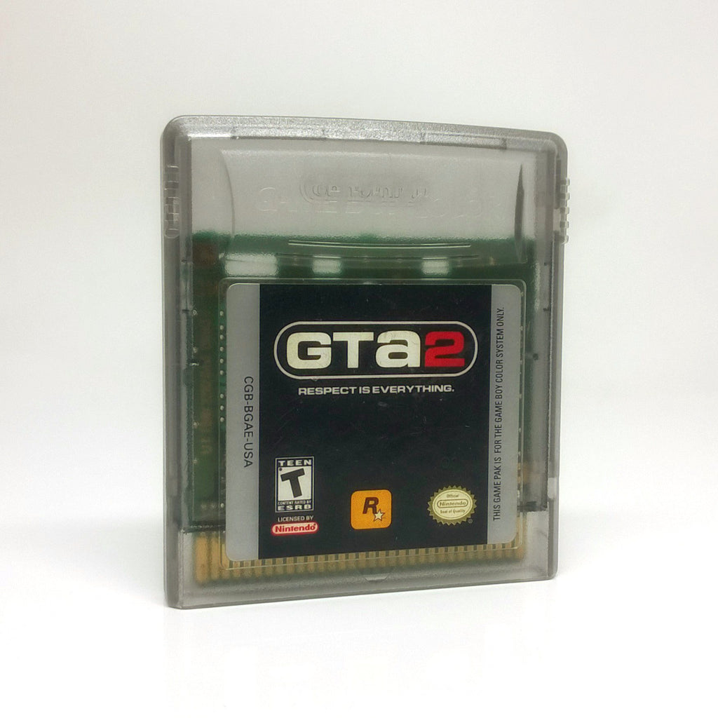 Gta 2 gameboy color - Grand Theft Auto 2