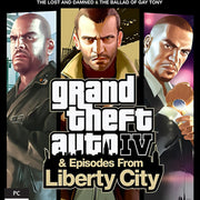 Grand Theft Auto IV: Complete Edition | PC | Rockstar Digital Download