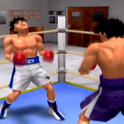 Hajime no Ippo: Victorious Boxers Import Sony PlayStation 2 Game - Screenshot