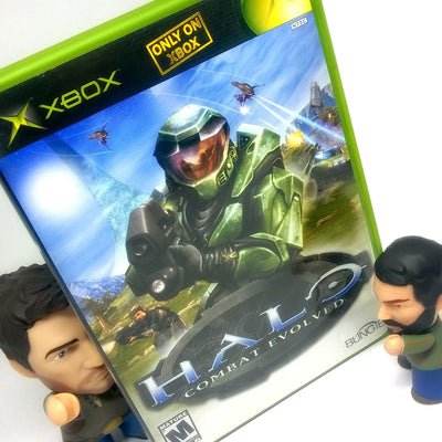 Halo: Combat Evolved Microsoft Xbox Game