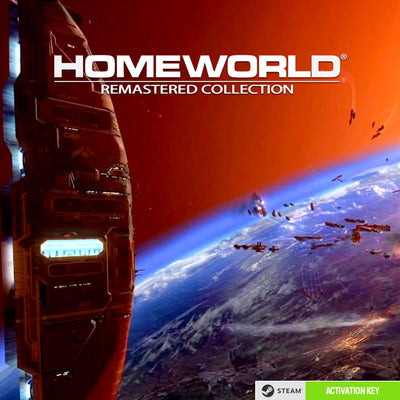 Homeworld Remastered Collection PC Game Steam Digital Download