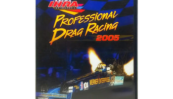 IHRA Professional Drag Racing 2005 Sony PlayStation 2 Game