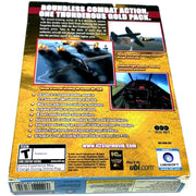 IL-2 Sturmovik: Forgotten Battles (Gold Pack Edition) for PC CD-ROM - Back of box