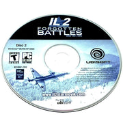 IL-2 Sturmovik: Forgotten Battles (Gold Pack Edition) for PC CD-ROM - Game disc 2