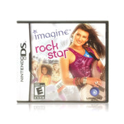 Imagine: Rock Star Nintendo DS Game - Case