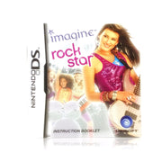 Imagine: Rock Star Nintendo DS Game - Manual