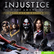 Injustice: Gods Among Us - Ultimate Edition PC Game Steam CD Key