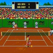 International Tennis Tour SNES Super Nintendo Game - Screenshot