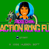 Jackie Chan's Action Kung Fu Reproduction