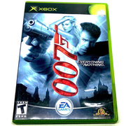 James Bond 007: Everything or Nothing for Xbox - Front of case