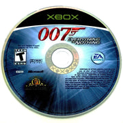 James Bond 007: Everything or Nothing for Xbox - Game disc