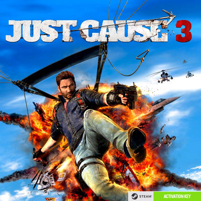Just Cause 3 PC Game Steam CD Key