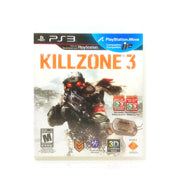 Killzone 3 Sony PlayStation 3 PS3 Game - Case