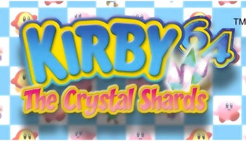 Kirby 64: The Crystal Shards Nintendo 64 N64 Game