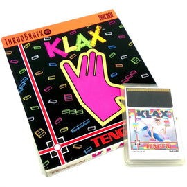 Klax for TurboGrafx-16 (TG16)
