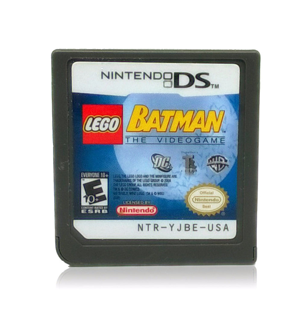 LEGO Batman: The Videogame Nintendo DS Game - Card