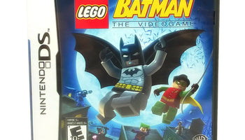 LEGO Batman: The Videogame Nintendo DS Game