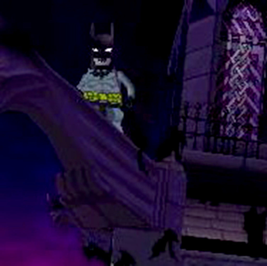 LEGO Batman: The Videogame Nintendo DS Game - Screenshot