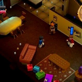 LEGO Harry Potter: Years 1-4 Nintendo DS Game - Screenshot