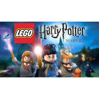 LEGO Harry Potter: Years 1-4 Nintendo DS Game