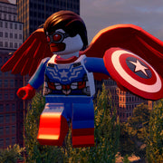 LEGO Marvel's Avengers PC Game Steam CD Key - Screenshot 4