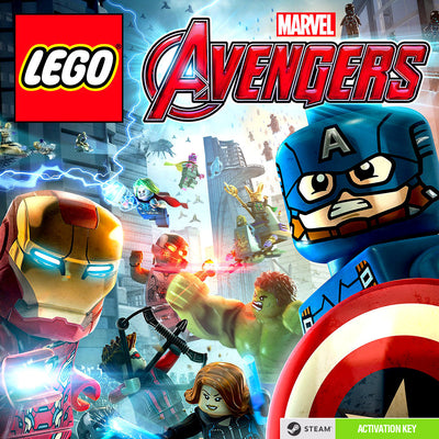 LEGO Marvel's Avengers PC Game Steam CD Key
