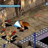 LEGO Star Wars: The Video Game Nintendo GBA Game Boy Advance Game - Screenshot