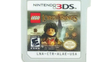 LEGO The Lord of the Rings Nintendo 3DS Game