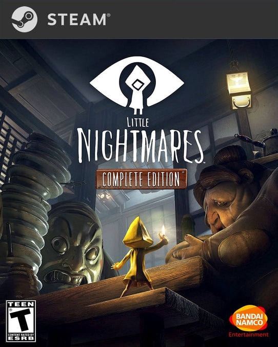 Little Nightmares - Complete Edition PC Game Steam CD Key