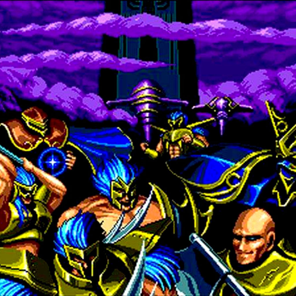 Lords of Thunder Reproduction TurboGrafx-16 CD Game - Screenshot 2