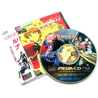 Lunar: The Silver Star for Mega CD