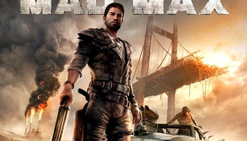 Mad Max PC Game Steam CD Key