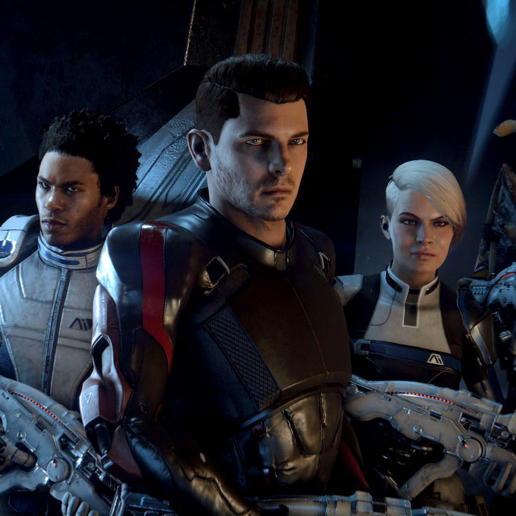 Mass Effect: Andromeda PC Game Origin CD Key - Screenshot 1