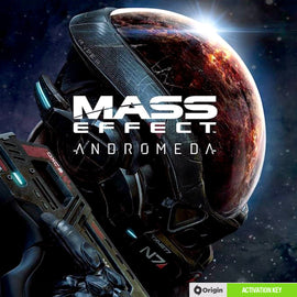 Mass Effect: Andromeda PC Game Origin CD Key